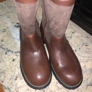 Ugg Brooks Boots Womens Size 11 Brown New 5381